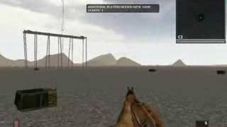 Battlefield 1942 Demolition for Dummies (biggest explosion)