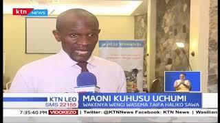 Wakenya hawajaridhika na mwendo wa uchumi wa Kenya
