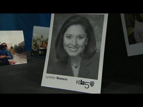 Lynette Romero Celebrates 20 Years At KTLA