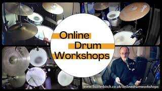 Online Drum Workshops - Styles Demo