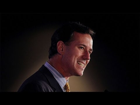 Santorum Targets Obama's Religion, Worldview With Mixed Results