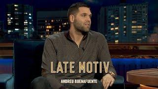 "LATE MOTIV - Felipe Reyes. ""Un tipo muy grande""  | #LateMotiv306"