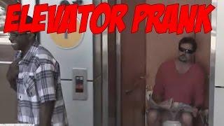Repeat youtube video Elevator Prank 3