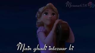 Dhadak animated
