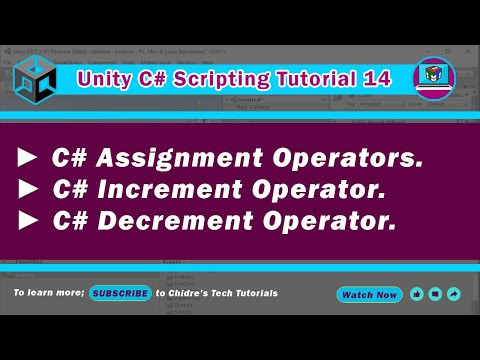 MASS Lecture 14 - C# with Unity - C# Operators III