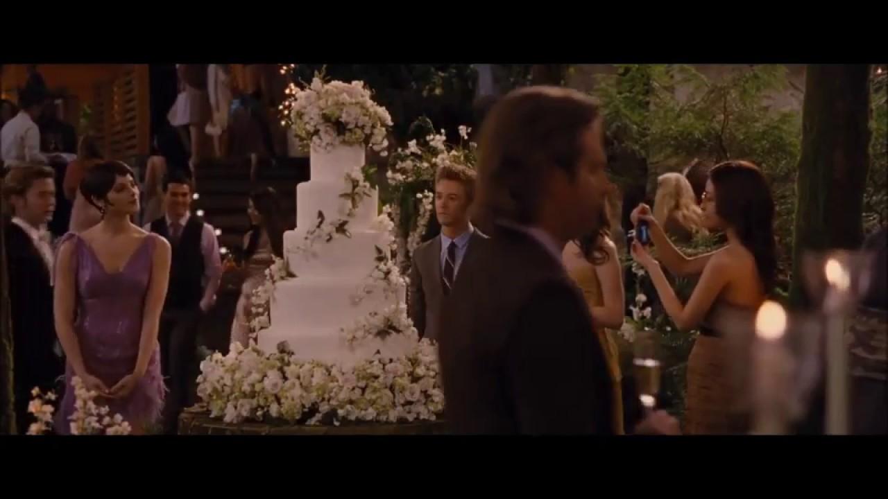 Twilight Saga Wedding Cake