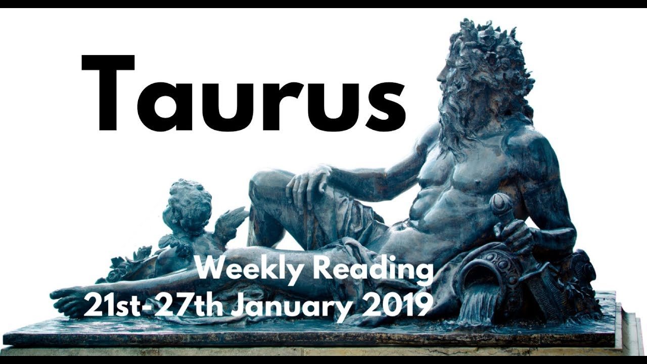 taurus weekly tarot november 3 2019