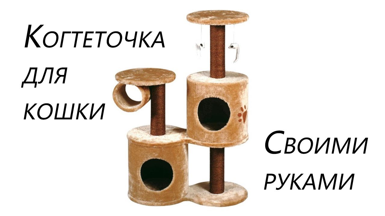 Как своими руками построить кошке дом из фото 822