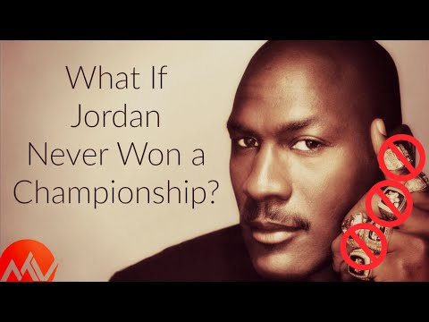 How many rings did jordan have