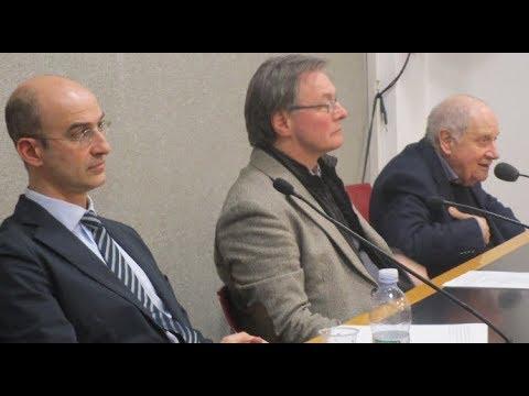 Mauro Bonazzi e Carlo Sini: I miti fondatori PROMETEO / TECNICA E POTENZA