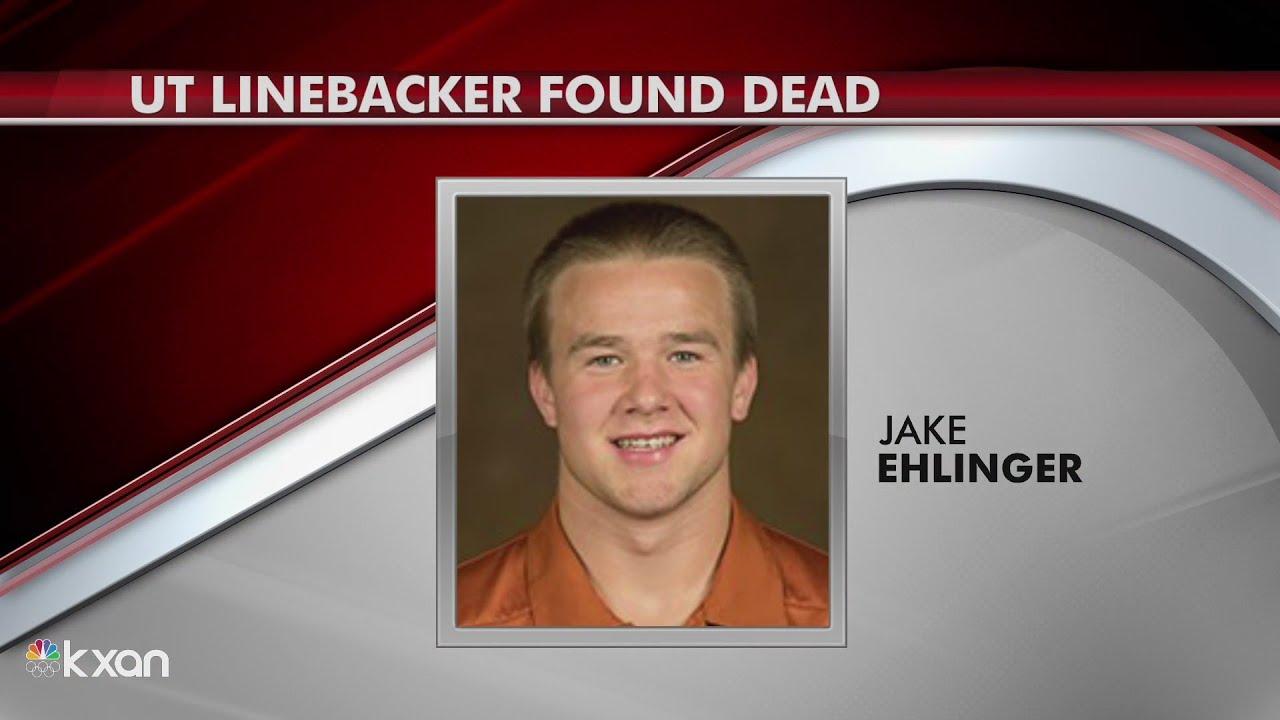 Longhorns linebacker Jake Ehlinger found dead off campus