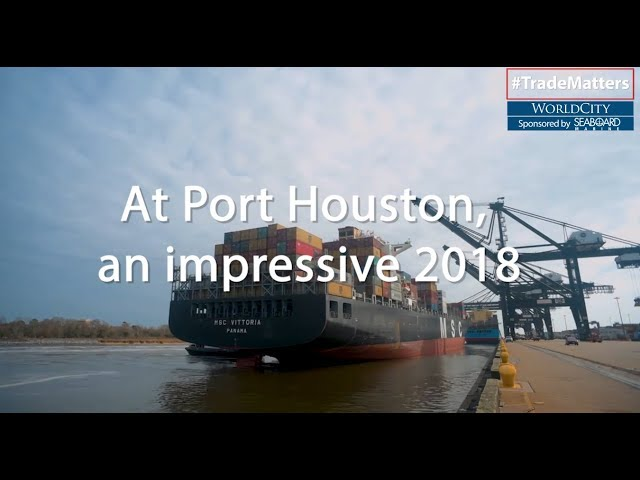 For Port Houston, 2018 was an impressive year