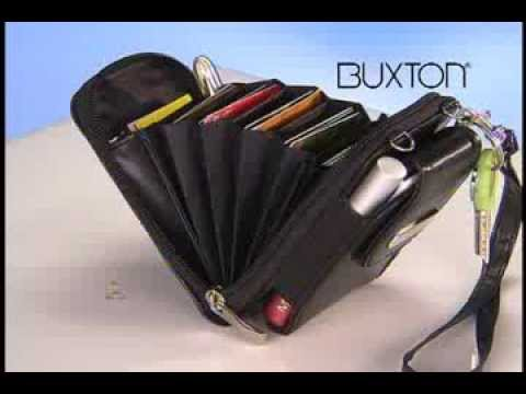 Buxton Cellphone Wallet (Official Commercial)