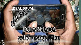 Download Lagu Real drum cover dj armada seharusnya aku mp3