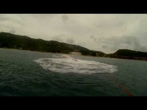 Flyboarding in the US Virgin Islands St.Thomas