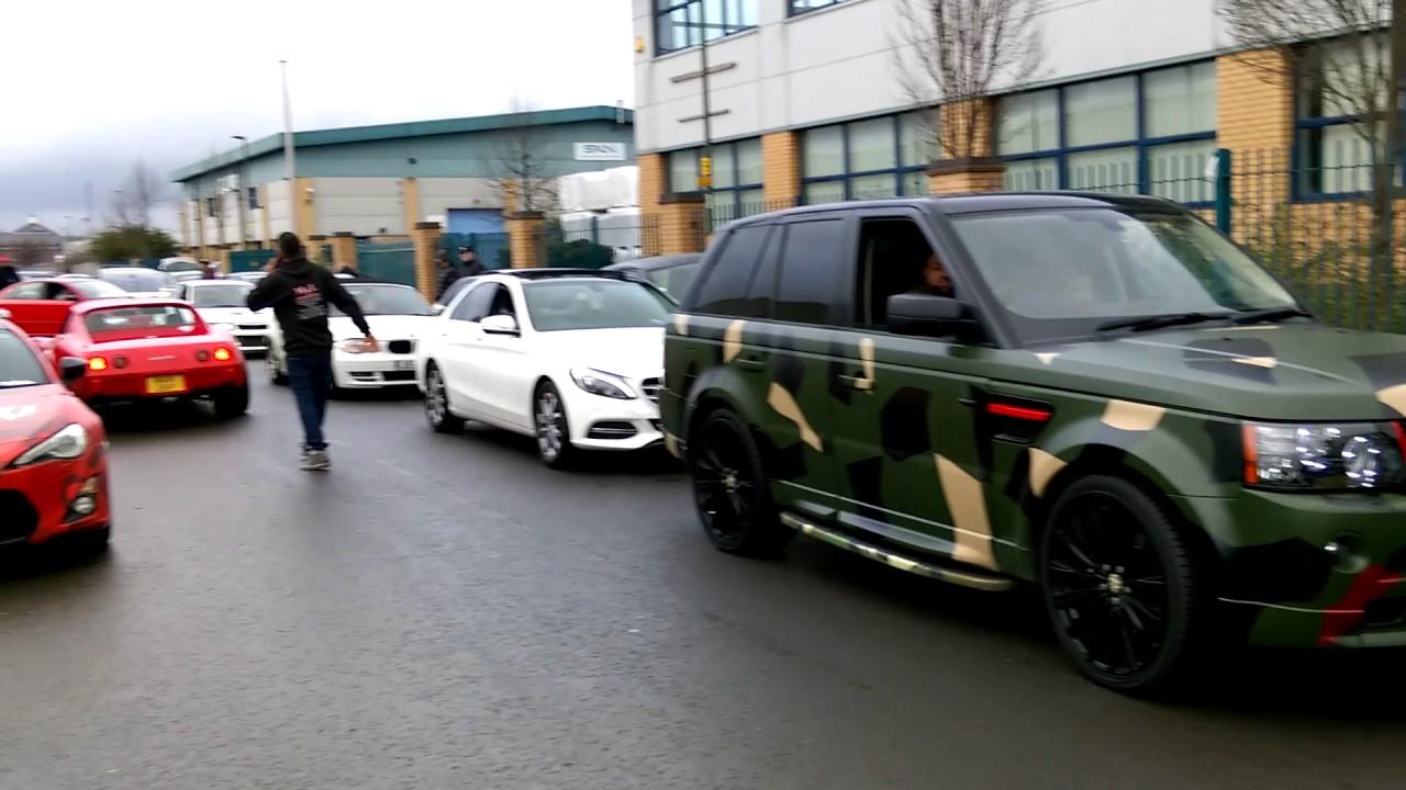Msl car meet birmingham 8th jan 2017 part 3 ahsan youtube msl car meet birmingham 8th jan 2017 part 3 ahsan m4hsunfo