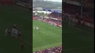 Bradford city vs Oldham athletic penalty ⚽️⚽️
