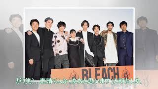 【イベントレポート】MIYAVI「BLEACH」巡る早乙女太一の告白に驚く「なんで言ってくれなかったの?」 - 音楽ナタリー