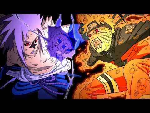 Naruto OST - Naruto Vs Sasuke