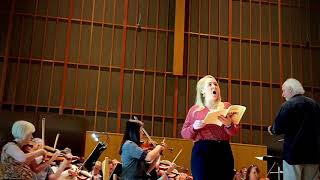 Brahms Requiem - Heather Phillips, soprano