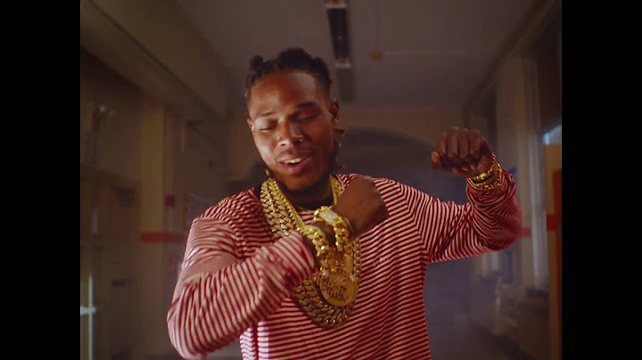 fetty wap  wake up official video