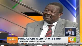 Big Question:  Mudavadi's 2017 Mission