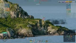 Легкий крейсера типа Дмитрий Донской СССР - 150к урона, поддержка, дредноут, 12 пожаров