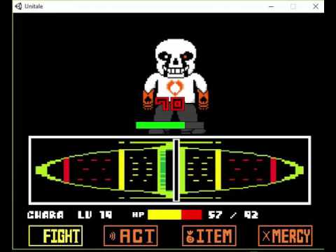 Ultra!tale - Delta Sans Battle (UPDATE)