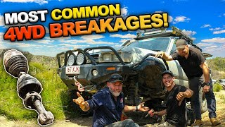 10 Mechanical tips EVERY 4WDer should know! HOW TO DIAGNOSE & REPAIR YOUR 4WD AT HOME