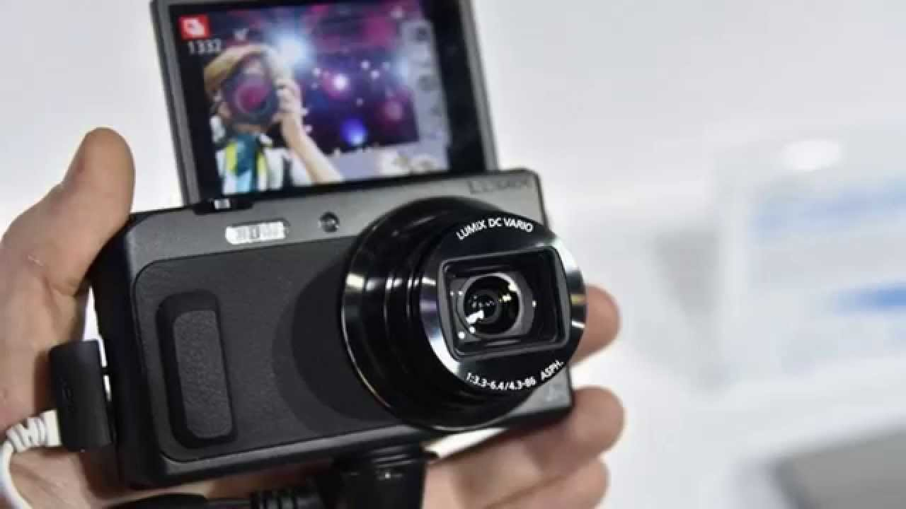 Ces 2015 panasonic new lumix cameras youtube for New camera 2015