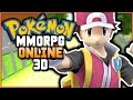 AN ONLINE OPEN WORLD POKEMON GAME?! Pokemon MMORPG 3D (BEST ONLINE POKEMON GAME EVER)
