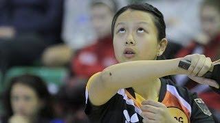 Croatia Open 2014 Highlights: Wan Yuan Vs Maria Xiao (U21 1/4 Finals)