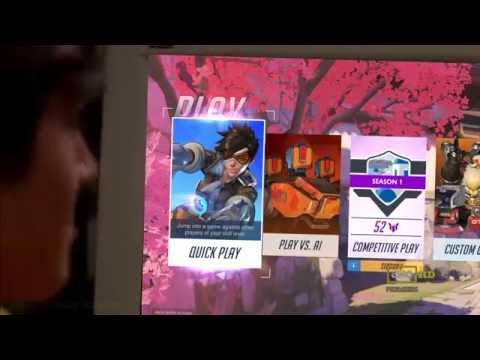 Overwatch - Walt Jr Plays Bastion