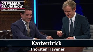 Thorsten Haveners Kartentrick
