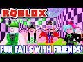 Fun Fails with Friends and Egg Hunt 2018 with Beeism, SallyGreenGamer, and Liam The Leprechaun