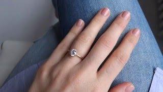 Edwardian Tiffany and Co. Engagement Ring