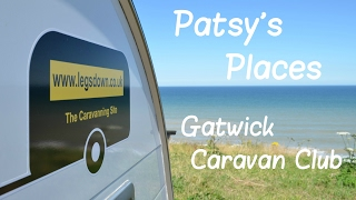 Sussex - Gatwick Caravan & Motorhome Club site - Patsy's Places