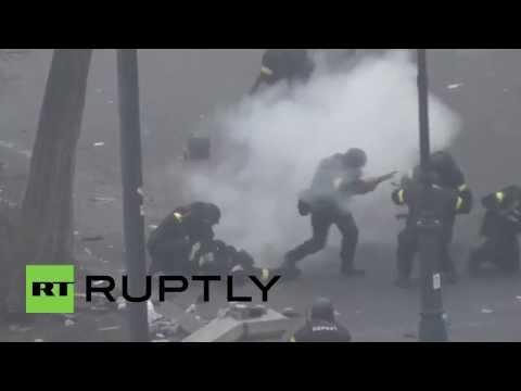 Ucrania: la Policía