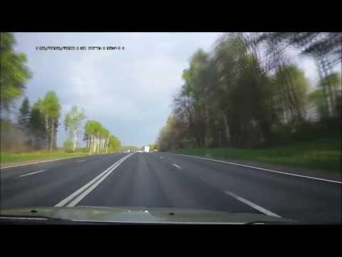 "Трасса М-1 ""Беларусь"". Часть 1. Highway M-1 ""Belarus"". Part 1."