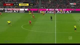 Bayern Munchen & Borussia Dortmund 6-0(Highlights&Goals)