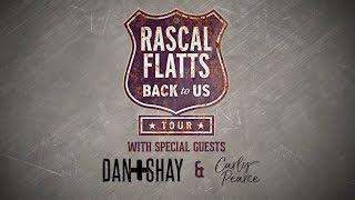 Rascal Flatts & Dan + Shay: Group Chat