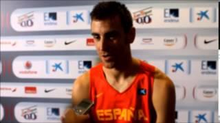 Presentación Selección Española de Baloncesto
