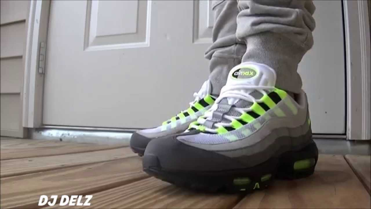 Nike Air Max 95 Review