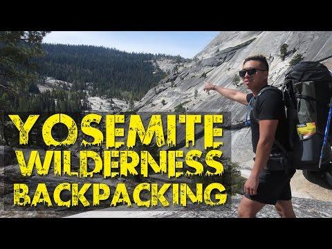 Yosemite Wilderness Backpacking