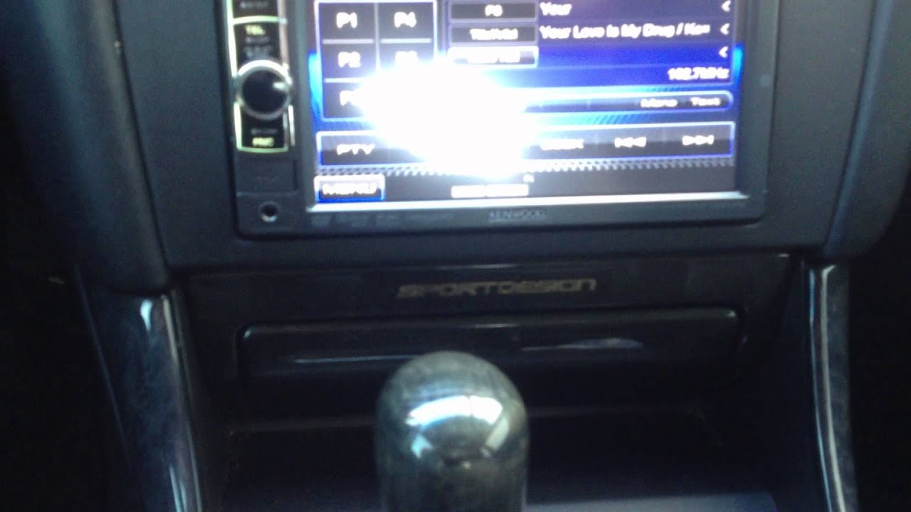 2000 Lexus Gs Kenwood Electronics Ddx419 In Dash Dvd Reciever Youtube Car Stereo Wiring Diagrams