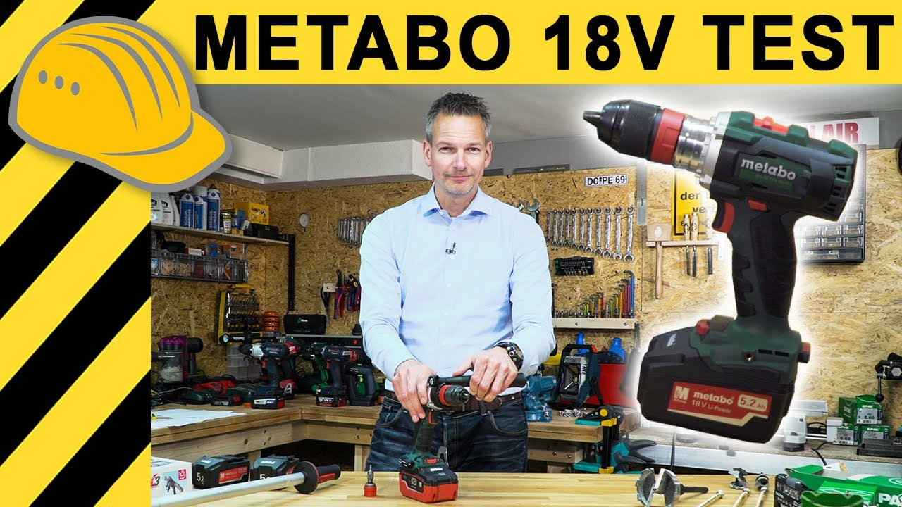 wahnsinn 360nm st rkster metabo akkuschrauber test bs 18 ltx bl qi power x3 10x600 spax. Black Bedroom Furniture Sets. Home Design Ideas