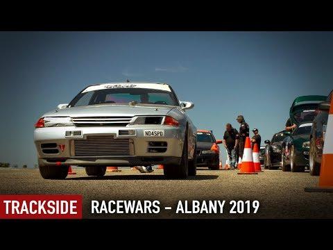 🏁 RaceWars - Albany 2019   HALTECH TRACKSIDE  