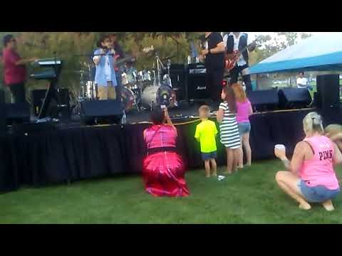 Mountain House Central Park California- Majestic - Music in the Park August 2018