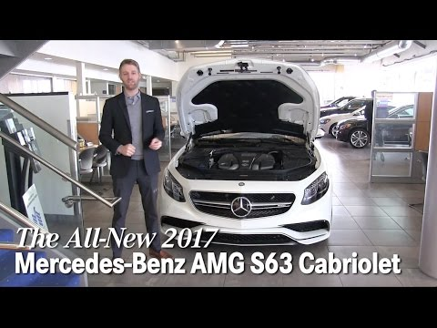 Review all new 2017 mercedes benz s63 cabriolet for Mercedes benz bloomington mn
