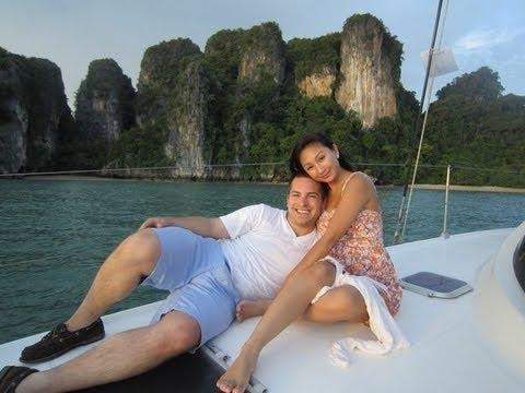 ❤ Honeymoon VLOG #1: Thailand Paradise Koh Yao ❤ DREAM HONEYMOON!